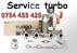 Service Montare Turbosuflanta Montaj turbina in