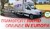 Transport marfa mobila bagaje
